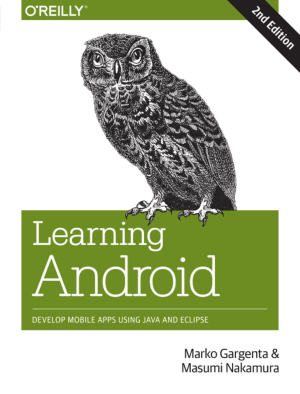 Learning Android 2nd Edition, Learning Free Tutorial Book