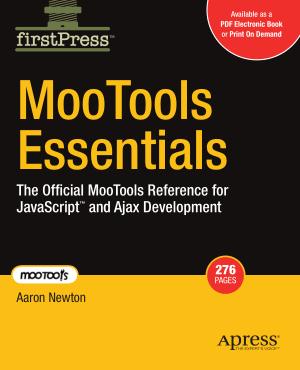 Free Download PDF Books, Mootools Essentials