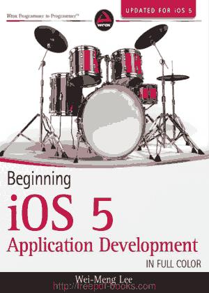 Free Download PDF Books, Beginning iOS 5 Application Development, Pdf Free Download