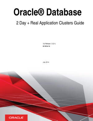Free Download PDF Books, Oracle Database 2 Day Real Application Clusters Guide