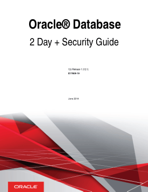Free Download PDF Books, Oracle Database 2 Day Security Guide