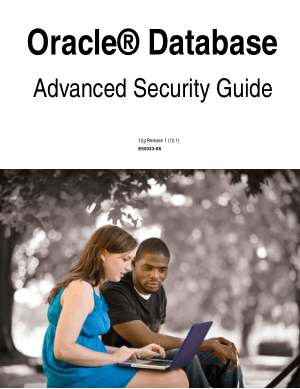 Free Download PDF Books, Oracle Database Advanced Security Guide