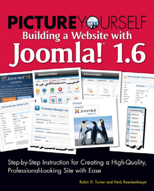 Picture Yourself Building A Website With Joomla 16