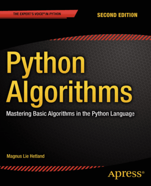 Free Download PDF Books, Python Algorithms 2nd Edition