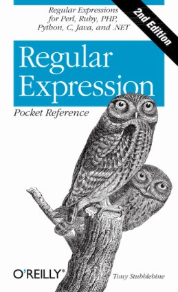 Regular Expression For Perl Buby PHP Python C Java And Dotnet Second Edition