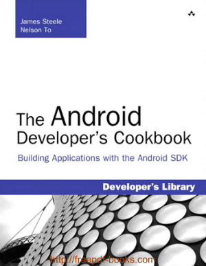 Free Download PDF Books, The Android Developer Cookbook