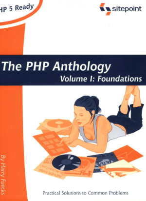 Free Download PDF Books, The PHP Anthology Volume 1