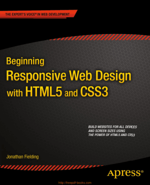 Free Download PDF Books, Beginning Responsive Web Design With HTML5 And CSS3