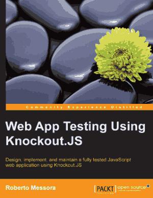 Free Download PDF Books, Web App Testing Using Knockout Js