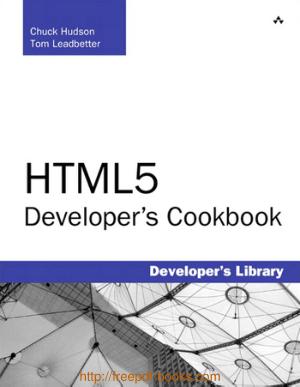 Html5 Developer Cookbook