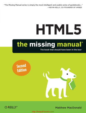 Html5 The Missing Manual 2nd Edition