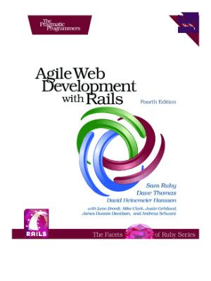 Agile Web Development With Rails Fourth Edition