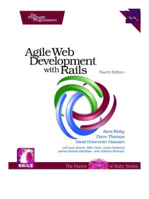 Free Download PDF Books, Agile Web Development With Rails Fourth Edition