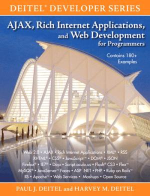 Ajax Rich Internet Applications And Web Development For Programmers, Pdf Free Download