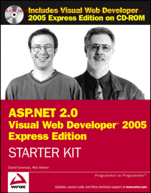 Free Download PDF Books, ASP.NET 2.0 Visual Web Developer 2005 Express Edition Starter Kit, Pdf Free Download