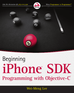 Beginning Iphone Sdk Programming With Objective C