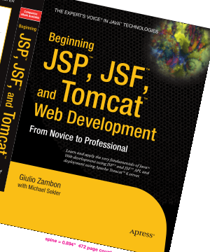 Beginning Jsp Jsf And Tomcat Web Development, Pdf Free Download