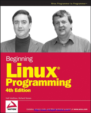 Free Download PDF Books, Beginning Linux Programming 4th Edition, Pdf Free Download