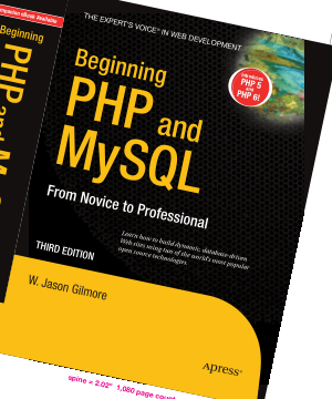 Beginning PHP And MySQL Second Edition