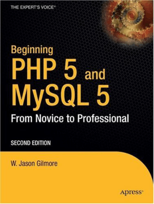 Beginning PHP5 And MySQL 5 2nd Edition