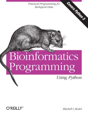 Free Download PDF Books, Bioinformatics Programming Using Python