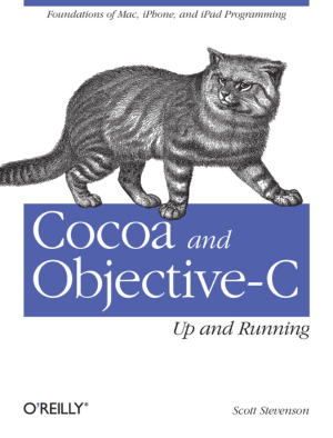 Cocoa And Objective C Up And Running, Pdf Free Download