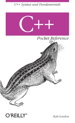 C++ Pocket Reference, Pdf Free Download