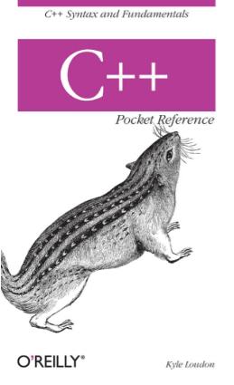 Free Download PDF Books, C++ Pocket Reference