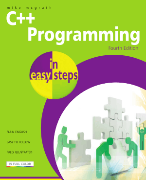 C++ Programming In Easy Steps 4th Edition, Pdf Free Download