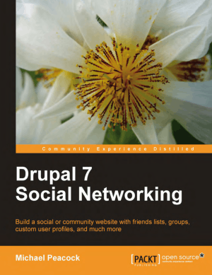 Free Download PDF Books, Drupal 7 Social Networking