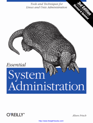 Free Download PDF Books, Essential System Administration 3rd Edition