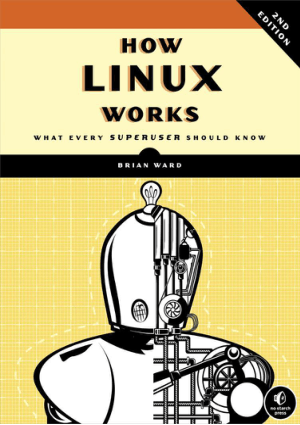 Free Download PDF Books, How Linux Works 2nd Edition