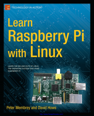 Free Download PDF Books, Learn Raspberry Pi With Linux, Learning Free Tutorial Book