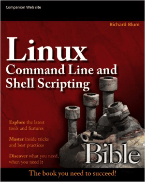 Free Download PDF Books, Linux Command Line And Shell Scripting Bible
