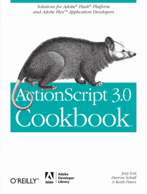 Free Download PDF Books, Actionscript 3.0 Cookbook