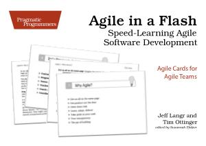 Free Download PDF Books, Agile In A Flash