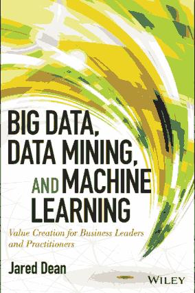 Big Data Data Mining And Machine Learning, Pdf Free Download