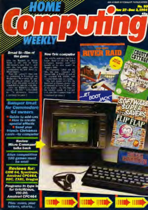 Home Computing Weekly Technology Magazine 090