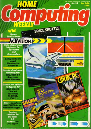 Home Computing Weekly Technology Magazine 094