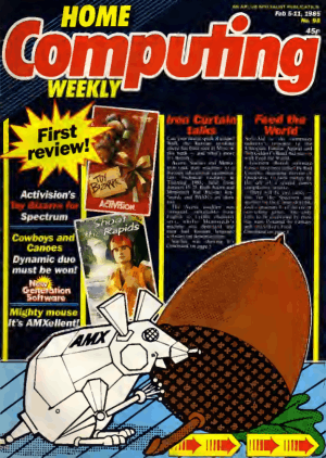 Home Computing Weekly Technology Magazine 098