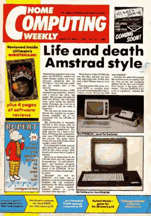 Home Computing Weekly Technology Magazine 127