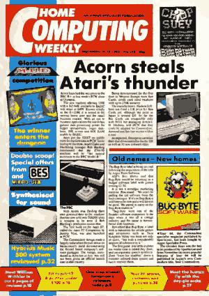 Free Download PDF Books, Home Computing Weekly Technology Magazine 129