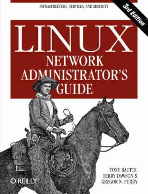 Free Download PDF Books, Linux Network Administrators Guide 3rd Edition