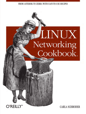 Free Download PDF Books, Linux Networking Cookbook