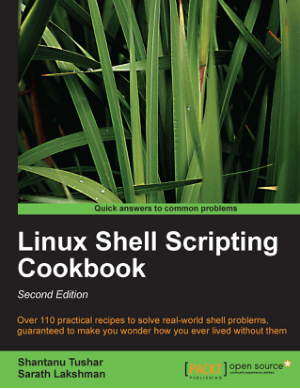 Linux Shell Scripting Cookbook 2nd Edition