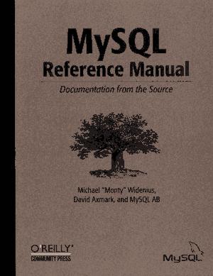 MySQL Reference Manual