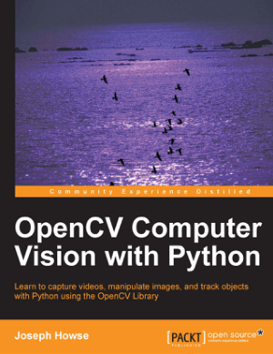 Free Download PDF Books, Opencv Computer Vision With Python