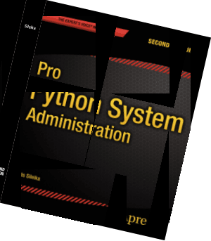 Pro Python System Administration 2nd Edition Book