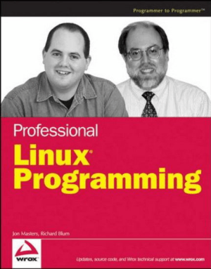 Free Download PDF Books, Professional Linux Programming