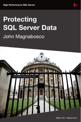 Free Download PDF Books, Protecting SQL Server Data